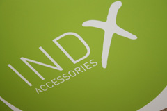 INDX accessories show