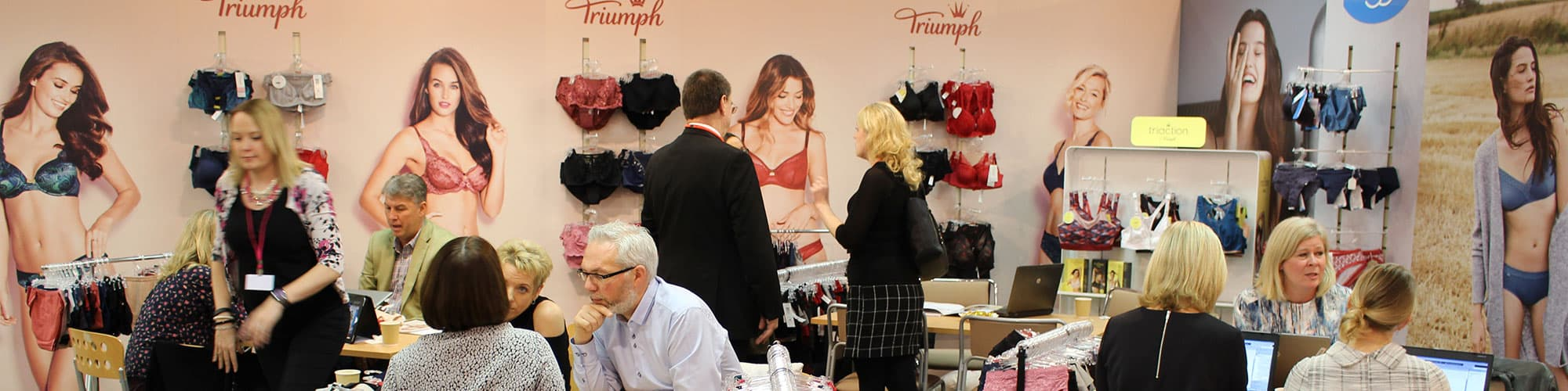 INDX Intimate Apparel Show