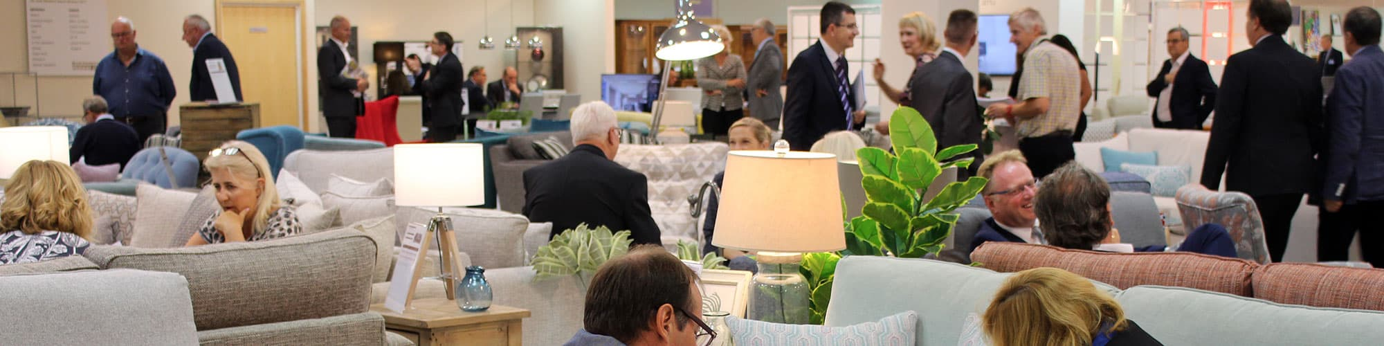 AIS host a number of furniture shows througout the year