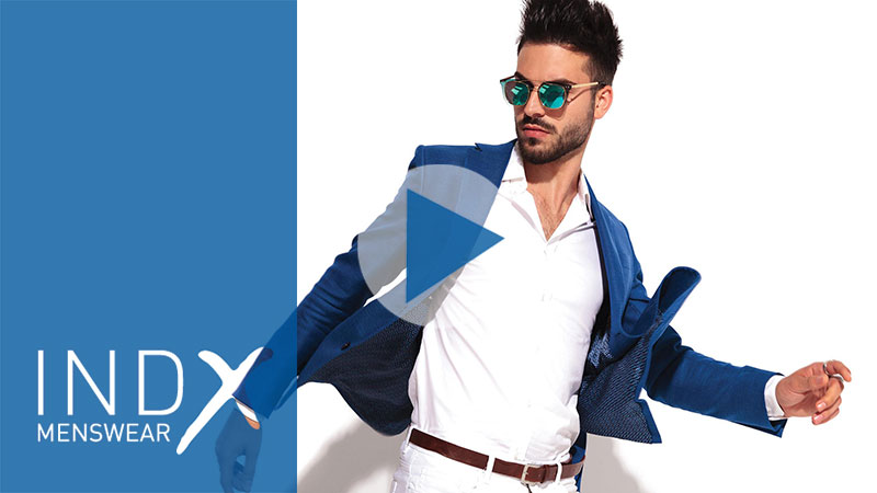 INDX Menswear SS20 video